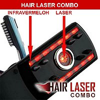 Comb Massager- Hair Loss Laser Treatment.