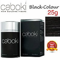 CABOKI hair fiber for thickening your hair.