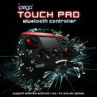 iPEGA PG - 9028 Gamepad With Touch Pad