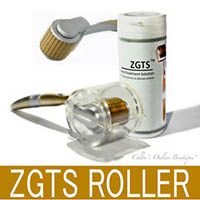 ZGTS Titanium Gold hair grower.